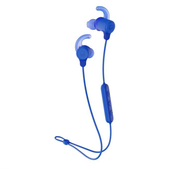 Skullcandy Earphones with mic JIB+ACTIVE WIRELESS In-ear, Microphone, Cobalt Blue