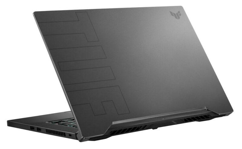 "Asus TUF DashF15 FX516PE-HN083T Eclipse Gray, 15.6 "", IPS, FHD, 144 Hz, 1920 x 1080 pixels, Intel Core i7, i7-11370H, 16 GB, 8GBDDR4onboard + 8GB DDR4-3200 SO-DIMM, SSD 1000 GB, GeForceRTX3050Ti, GDDR6, 4 GB, No ODD, Windows 10 Home, 802.11ax, Bluetooth version 5.1, Keyboard language English, Keyboard backlit, Warranty 24 month(s), Battery warranty 12 month(s)"