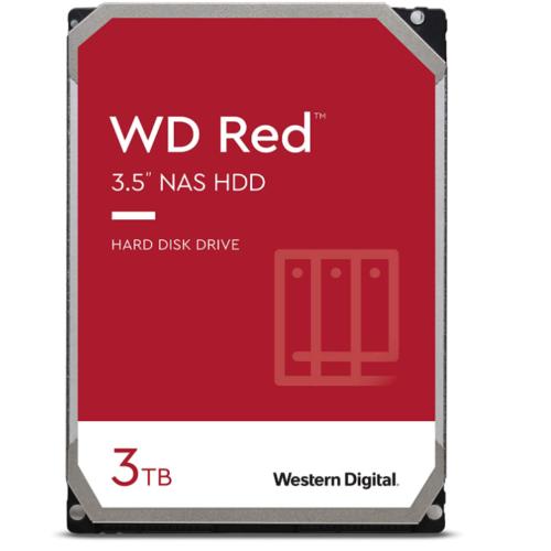"Western Digital NAS Hard Drive Red Plus 5400 RPM, 3.5 "", 3000 GB"