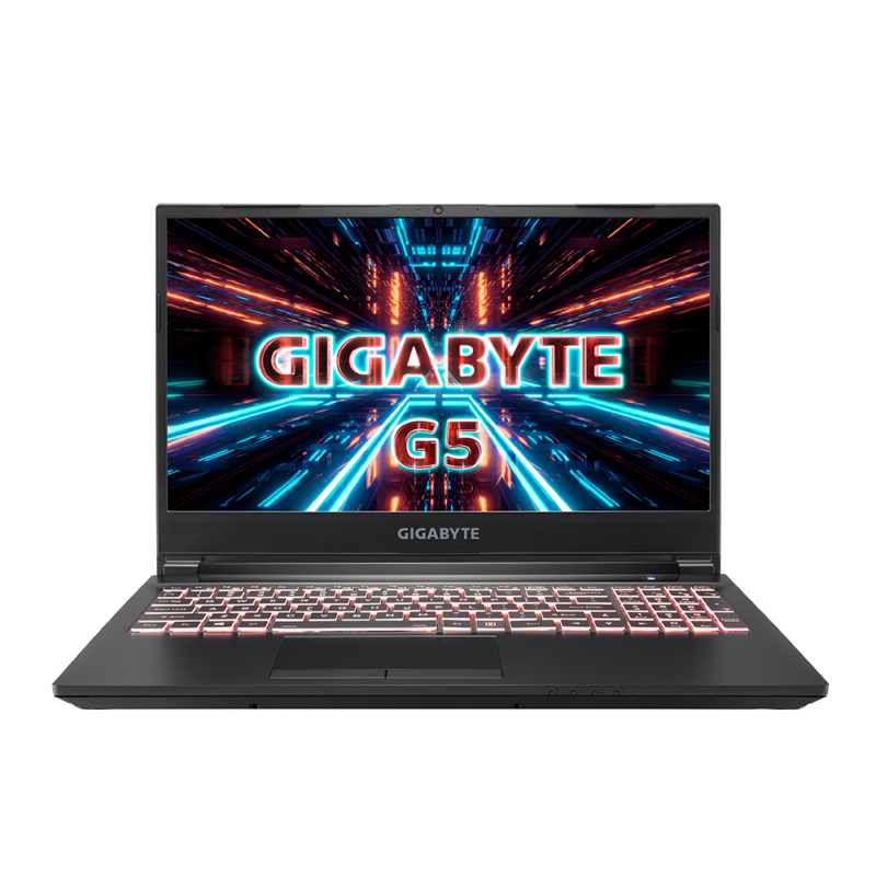 "Gigabyte G5 KC Black, 15.6 "", IPS, FHD, 144 Hz, 1920 x 1080 pixels, Anti-glare, Intel Core i5,  i5-10500H, 16 GB, DDR4, SSD 512 GB, NVIDIA GeForce RTX 3060, GDDR6, 6 GB, No ODD, NoOS, 802.11ax, Bluetooth version 5.0, Keyboard language English, Keyboard backlit, Warranty 24 month(s), Battery warranty 12 month(s)"