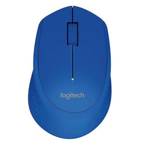 MOUSE USB OPTICAL WRL M280/BLUE 910-004290 LOGITECH