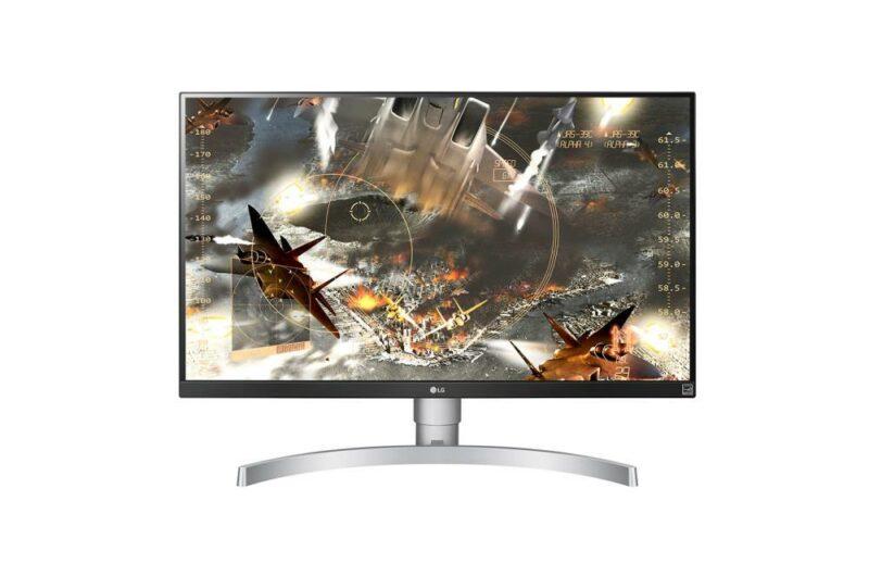 LCD Monitor LG 27UL650-W 27″ 4K Panel IPS 3840×2160 16:9 60 Hz 5 ms 27UL650-W