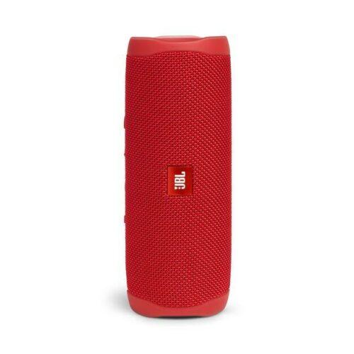 Portable Speaker JBL Flip 5 Portable/Waterproof/Wireless Bluetooth Red JBLFLIP5RED