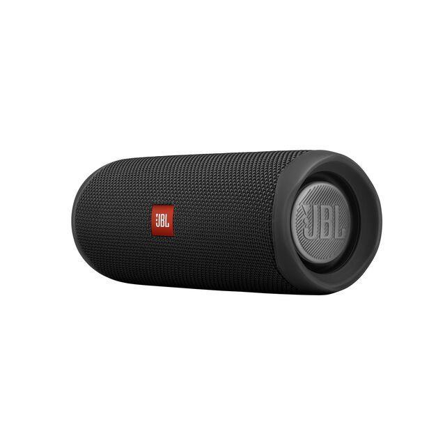 Portable Speaker JBL Flip 5 Portable/Waterproof/Wireless Bluetooth Black JBLFLIP5BLK
