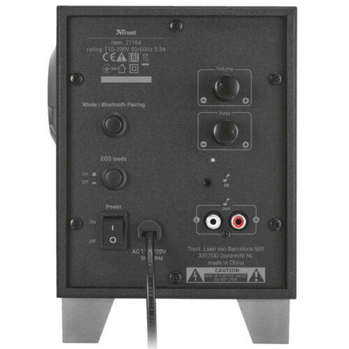 Speaker TRUST Evon Wireless P.M.P.O. 30 Watts Bluetooth Black 21184