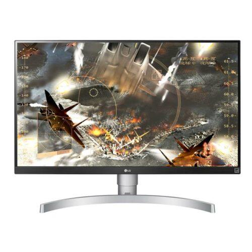 LCD Monitor|LG|27UL650-W|27″|4K|Panel IPS|3840×2160|16:9|60 Hz|5 ms|27UL650-W