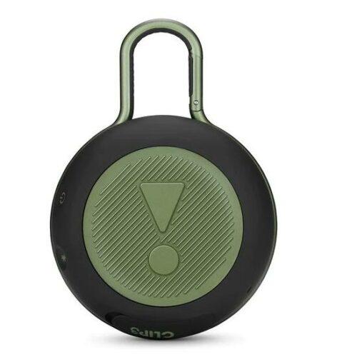 Portable Speaker JBL CLIP 3 Portable/Waterproof/Wireless 1xAudio-In 1xMicro-USB Bluetooth Camouflage JBLCLIP3BCAMO