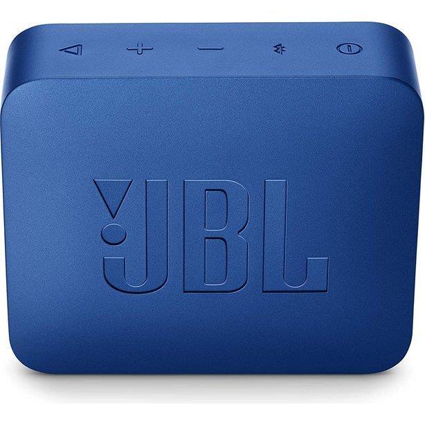 Portable Speaker|JBL|GO 2|Portable/Waterproof/Wireless|1xMicro-USB|1xStereo jack 3.5mm|Bluetooth|Blue|JBLGO2BLU