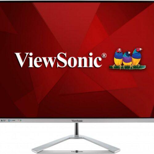 LCD Monitor|VIEWSONIC|VX3276-2K-MHD-2|32″|Business|Panel IPS|2560×1440|16:9|75Hz|Matte|Speakers|Tilt|Colour Silver|VX3276-2K-MHD-2