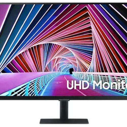 LCD Monitor|SAMSUNG|S27A700NWU|27″|4K|Panel VA|3840×2160|16:9|60Hz|5 ms|Swivel|Tilt|Colour Black|LS27A700NWUXEN