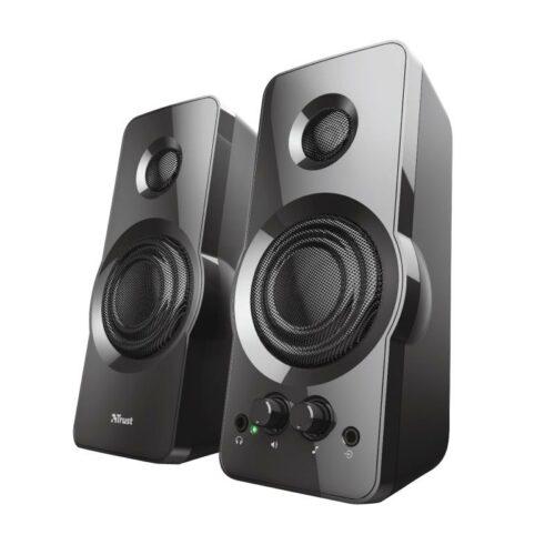 Speaker TRUST Orion P.M.P.O. 18 Watts 1xAudio-In 1xAudio-Out 1xUSB 2.0 Black 23695