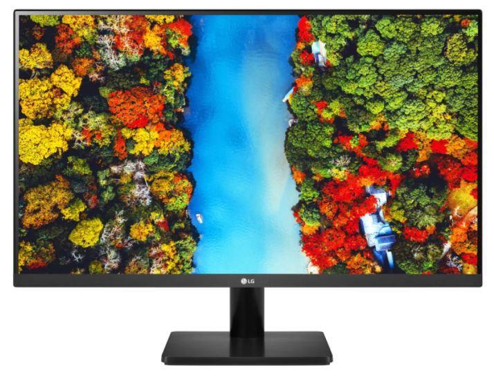 LCD Monitor LG 27MP500-B 27″ Business Panel IPS 1920×1080 16:9 Matte 5 ms Tilt Colour Black 27MP500-B