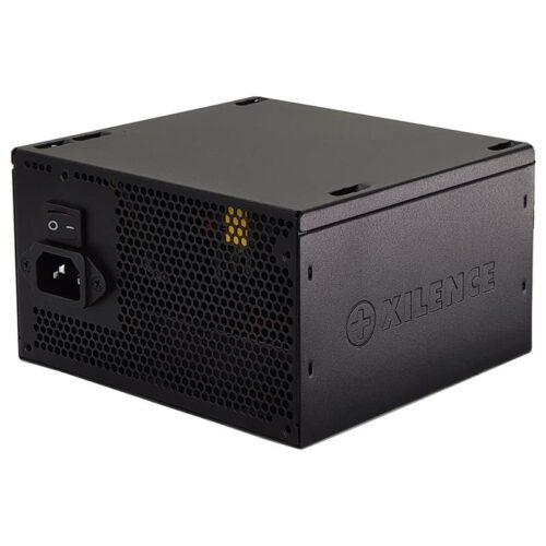 Power Supply|XILENCE|550 Watts|Efficiency 80 PLUS BRONZE|PFC Active|XN082
