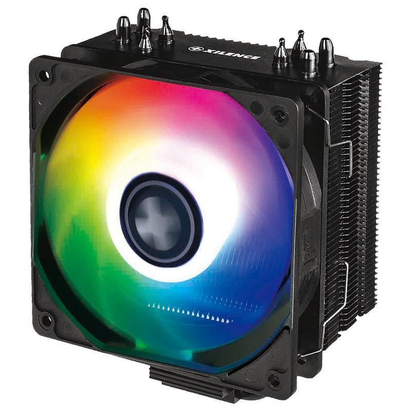 CPU COOLER MULTI SOCKET/M704.ARGB XC055 XILENCE