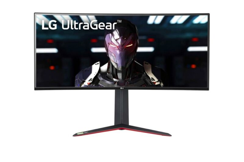 LCD Monitor LG 34GN850-B 34″ Gaming/Curved/21 : 9 Panel IPS 3440×1440 21:9 0.2325 Matte 1 ms Height adjustable Tilt 34GN850-B