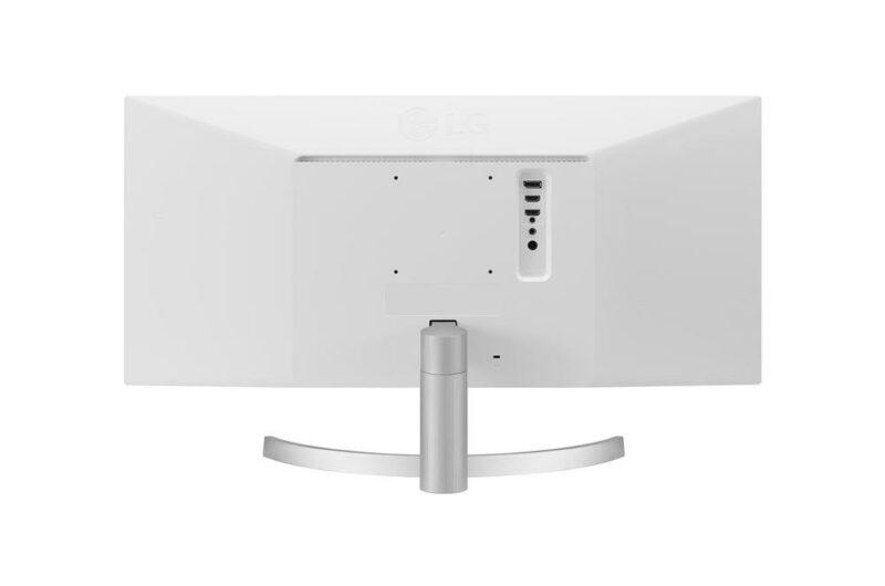 LCD Monitor LG 29WN600-W 29″ Panel IPS 2560×1080 21:9 75Hz 5 ms Speakers Tilt 29WN600-W