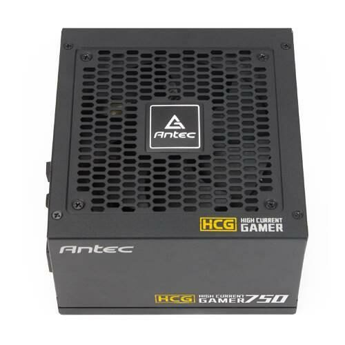 Power Supply|ANTEC|750 Watts|Efficiency 80 PLUS GOLD|PFC Active|0-761345-11638-1