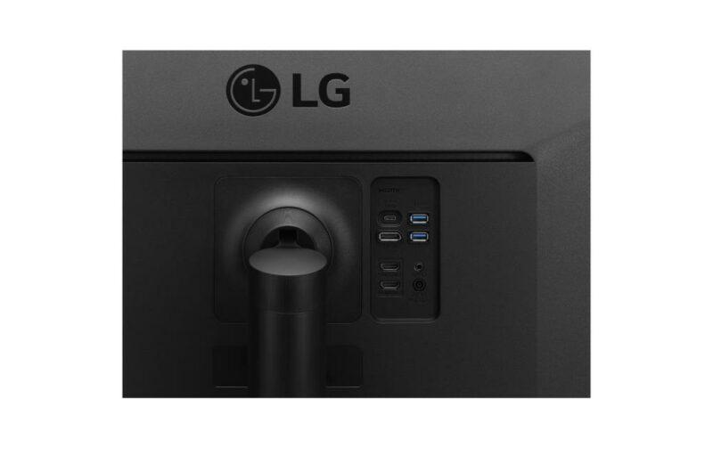 LCD Monitor LG 35WN75C-B 35″ 21 : 9 Panel VA 3440×1440 21:9 5 ms Speakers Height adjustable Tilt 35WN75C-B