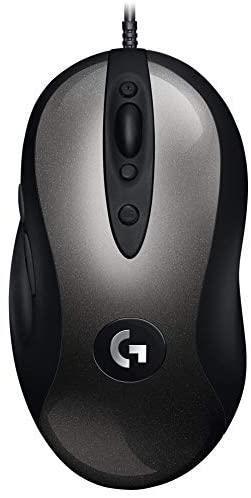MOUSE USB OPTICAL G MX518/BLACK 910-005544 LOGITECH