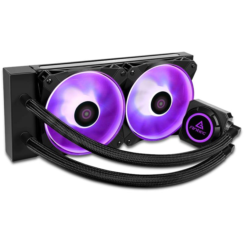 CPU COOLER MULTI SOCKET/K240 RGB ANTEC