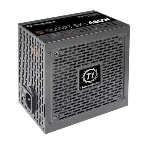 Power Supply|THERMALTAKE|650 Watts|Peak Power 780 Watts|Efficiency 80 PLUS BRONZE|PFC Active|MTBF 100000 hours|PS-SPD-0650MNFABE-1