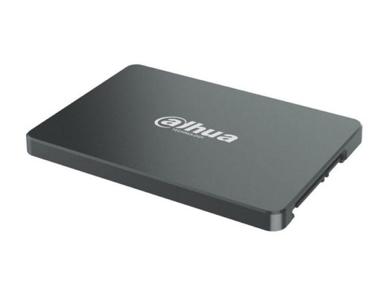 SSD DAHUA DHI-SSD-C800A 240GB SATA 3.0 TLC Write speed 460 MBytes/sec Read speed 550 MBytes/sec 2,5″ MTBF 1500000 hours SSD-C800AS240G
