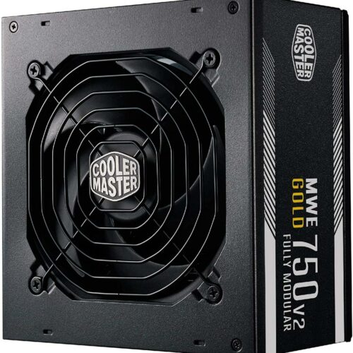 Power Supply|COOLER MASTER|750 Watts|Efficiency 80 PLUS GOLD|PFC Active|MTBF 100000 hours|MPE-7501-AFAAG-EU