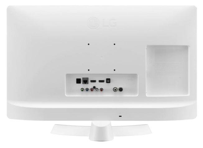 LCD Monitor|LG|24TN510S-WZ|23.6″|TV Monitor/Smart|1366×768|16:9|14 ms|Speakers|24TN510S-WZ