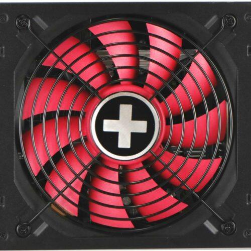 Power Supply|XILENCE|650 Watts|Efficiency 80 PLUS BRONZE|PFC Active|XN225