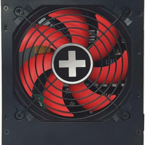 Power Supply|XILENCE|450 Watts|Efficiency 80 PLUS BRONZE|PFC Active|XN213