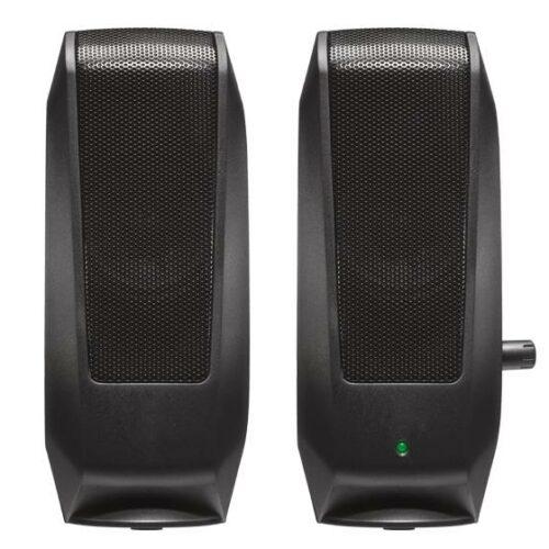 Speaker|LOGITECH|S120|Black|980-000010