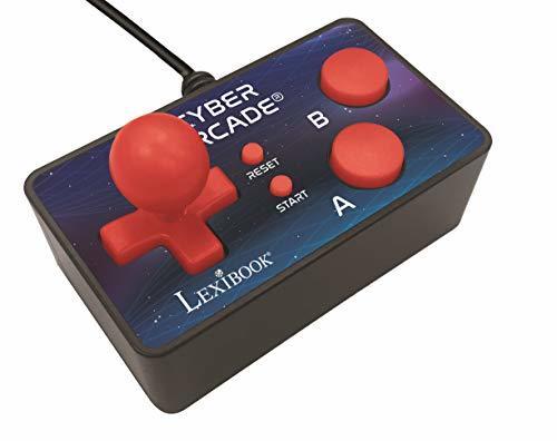 Lexibook – TV Console Cyber Arcade Plug N' Play – 200 games
