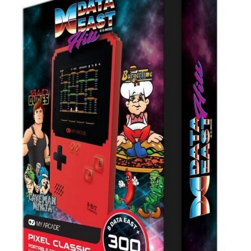 My Arcade – Pixel Classic Portable incl. Data Fast Hits + 300 Games