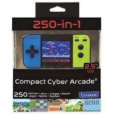 Lexibook Compact Cyber Arcade incl. 250 Games