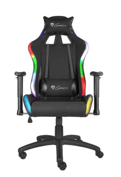 Genesis Gaming chair Trit 500 RGB, NFG-1576, Black