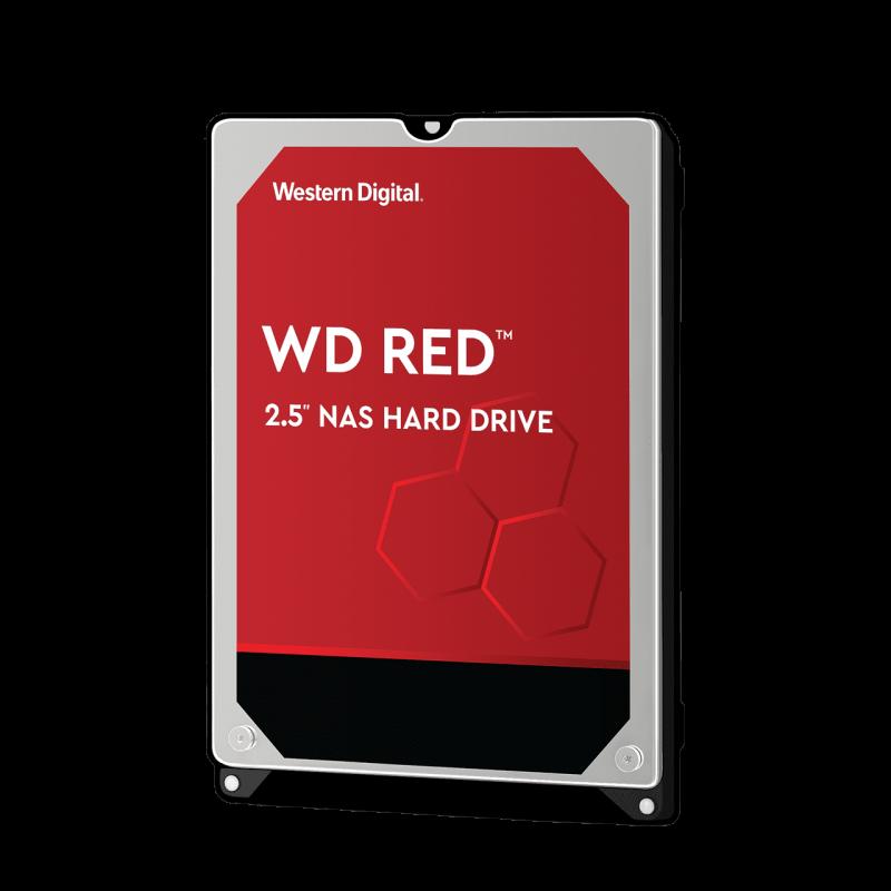 Western Digital Red 5400 RPM, 4000 GB, 3.5″, HDD