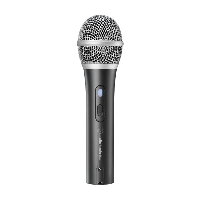 Audio Technica Cardioid Dynamic Microphone ATR2100x-USB Black
