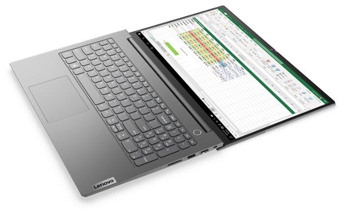 "Lenovo ThinkBook 14 ARE (Gen 2) Mineral Grey, 14.0 "", IPS, Full HD, 1920 x 1080, Matt, AMD, Ryzen 5 4600U, 8 GB, SSD 256 GB, AMD Radeon, No Optical drive, Windows 10 Pro, 802.11ax, Bluetooth version 5.1, Keyboard language English, Keyboard backlit, Warranty 12 month(s)"