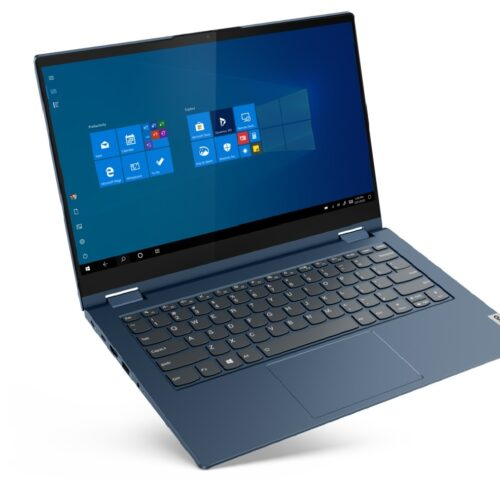 "Lenovo ThinkBook 14s Yoga ITL Abyss Blue, 14.0 "", IPS, Touchscreen, Full HD, 1920 x 1080, Gloss, Intel Core i5, i5-1135G7, 16 GB, SSD 512 GB, Intel Iris Xe, No Optical drive, Windows 10 Pro, 802.11ax, Bluetooth version 5.1, Keyboard language Nordic, Keyboard backlit, Warranty 12 month(s), Battery warranty 12 month(s)"