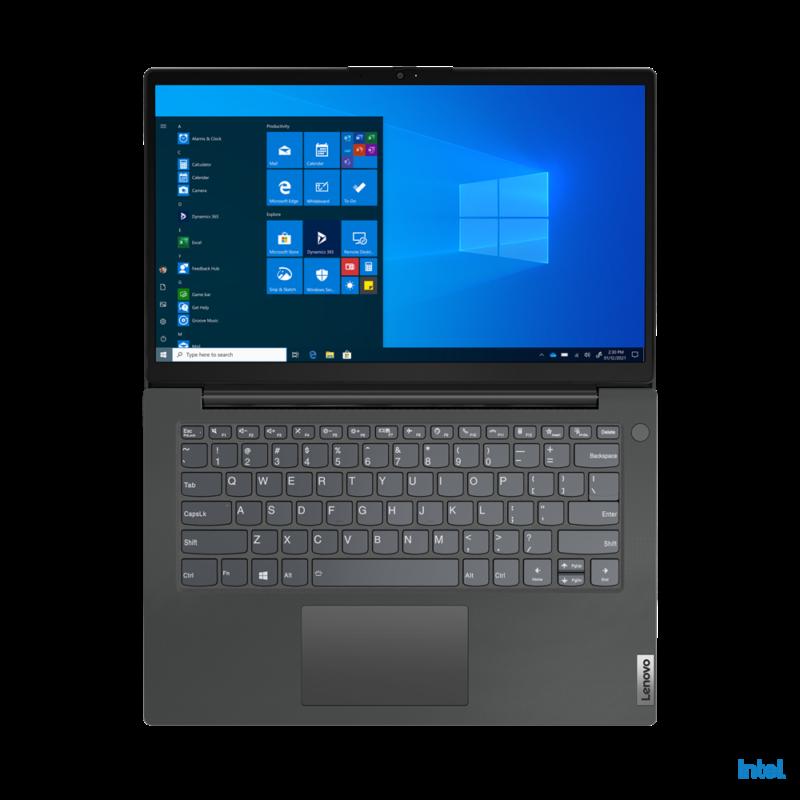 "Lenovo Essential V14-ITL (Gen 2) Black, 14.0 "", TN, Full HD, 1920 x 1080, Anti-glare, Intel Core i5, i5-1135G7, 8 GB, SSD 256 GB, Intel Iris Xe, No Optical drive, Windows 10 Home, 802.11ac, Bluetooth version 5.0, Keyboard language English, Warranty 24 month(s), Battery warranty 12 month(s)"