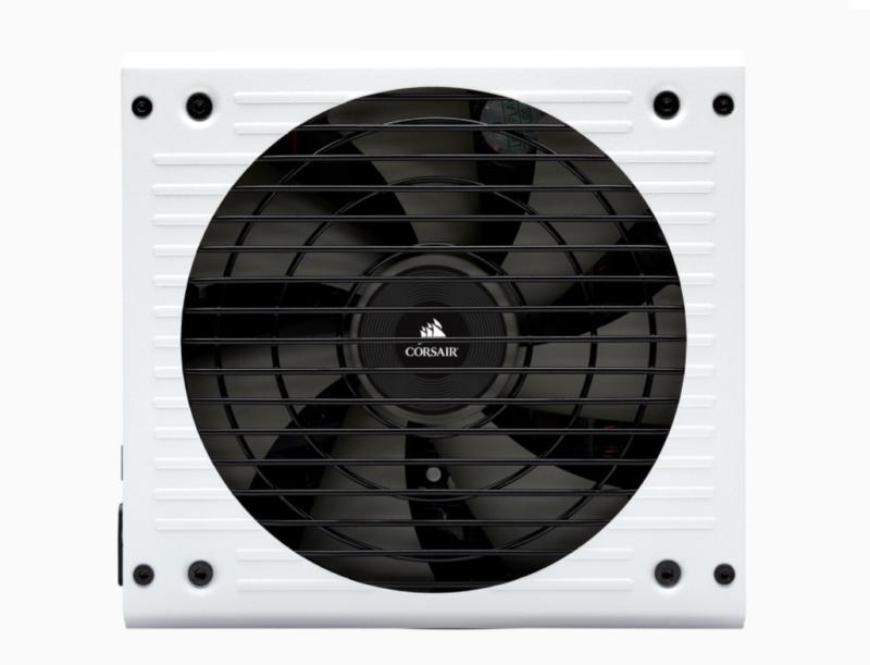 Corsair Fully Modular PSU RMx White Series RM850x 850 W, 80 PLUS GOLD certified