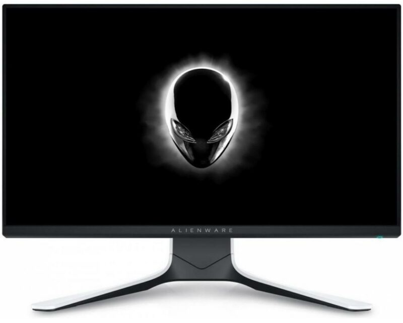 """Dell Alienware LCD Gaming Monitor AW2521HFA 25 """", IPS, FHD, 1920 x 1080, 16:9, 1 ms, 400 cd/m², Black"""