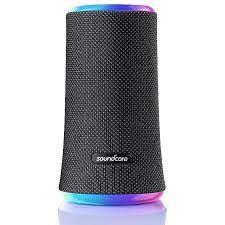 Portable Speaker|SOUNDCORE|Flare 2|Waterproof/Wireless|Bluetooth|Black|A3165G11