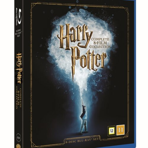 BLU-RAY Harry Potter: The Complete 8-film Collection 8-Disc Set