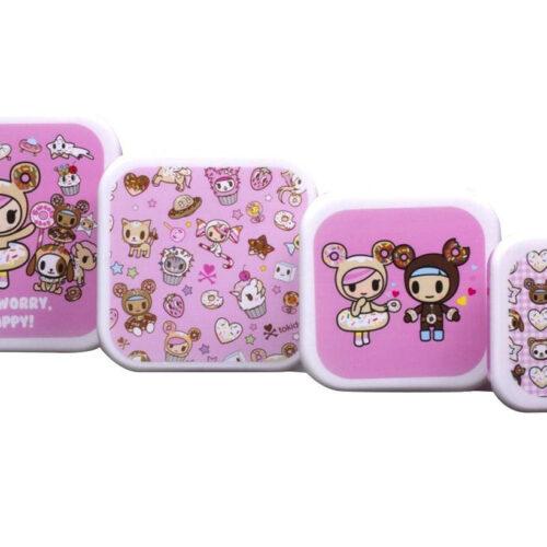 Tokidoki – Snack Boxes 4-Pack