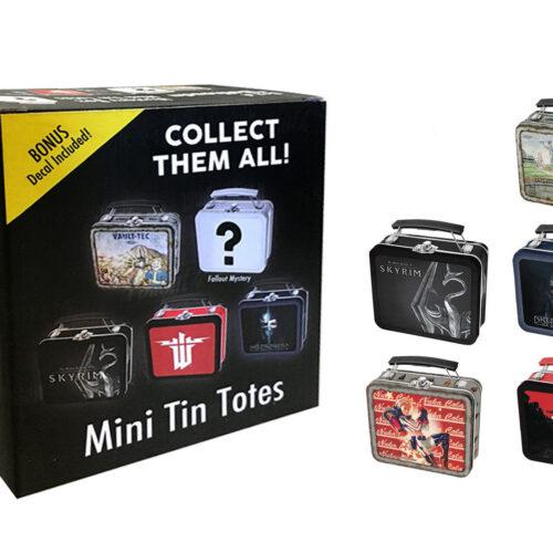 Mini Tin Tote – Best of Bethesda Blind Box