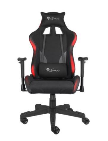 Genesis Gaming chair Trit 600 RGB, NFG-1577, Black