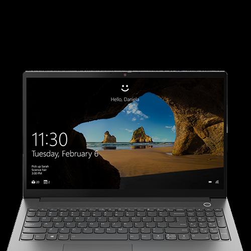 "Lenovo ThinkBook 15 ARE (Gen 2) Mineral Grey, 15.6 "", IPS, Full HD, 1920 x 1080, Matt, AMD, Ryzen 5 4600U, 8 GB, SSD 256 GB, AMD Radeon, No Optical drive, Windows 10 Pro, 802.11ax, Bluetooth version 5.1, Keyboard language English, Keyboard backlit, Warranty 12 month(s)"
