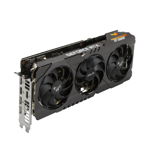 Asus NVIDIA, 8 GB, GeForce RTX 3070, GDDR6, PCI Express 4.0, HDMI ports quantity 2, Memory clock speed 1845 MHz