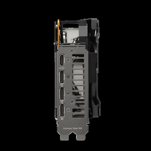 Asus TUF-RX6800XT-O16G-GAMING AMD, 16 GB, Radeon RX 6800 XT, GDDR6, PCI Express 4.0, Processor frequency 2310 MHz, HDMI ports quantity 1